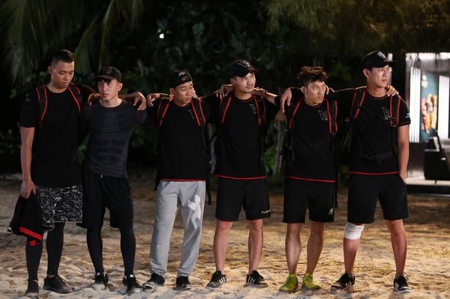 Phái mạnh Việt: Đội trưởng đẹp trai Song Luân bất lực, quyết định bỏ game - Ảnh 9.