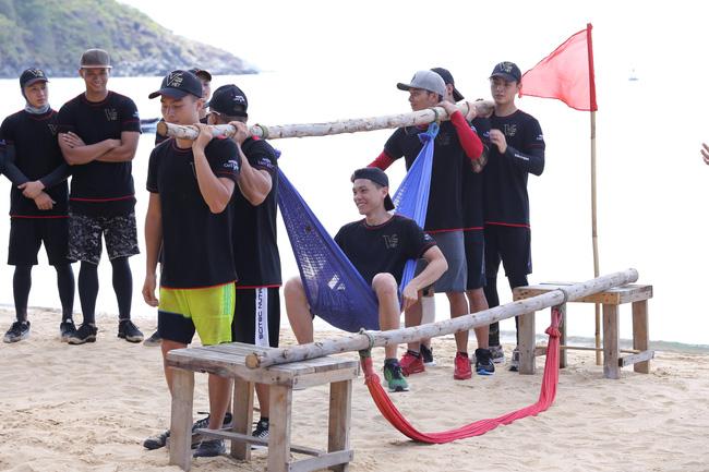 Phái mạnh Việt: Đội trưởng đẹp trai Song Luân bất lực, quyết định bỏ game - Ảnh 10.