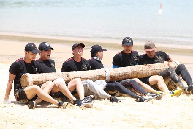Phái mạnh Việt: Đội trưởng đẹp trai Song Luân bất lực, quyết định bỏ game - Ảnh 5.