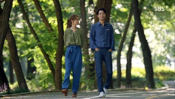Sao Hàn mặc sơmi