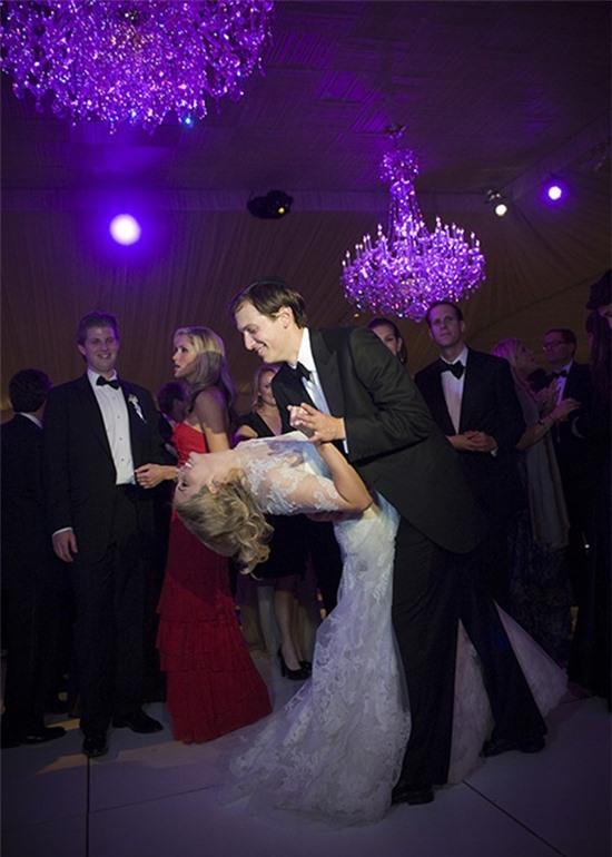 Иванка трамп фото из свадьбы
