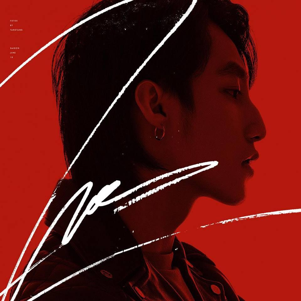 Ảnh đại diện mới trên trang facebook cá nhân và fanpage của Sơn Tùng M-TP.